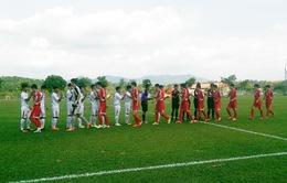 U16 Việt Nam thua đậm trước ĐKVĐ U16 châu Á CHDCND Triều Tiên