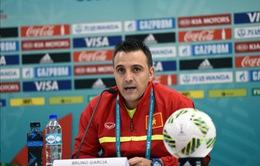 ĐT Futsal Việt Nam sẽ cống hiến hết mình tại VCK World Cup 2016