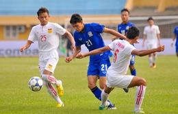 U19 Thái Lan nhọc nhằn thắng Lào trong ngày ra quân