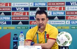"""""""ĐT Futsal Việt Nam cần quên đi chiến thắng để tập trung cho trận gặp Paraguay"""""""