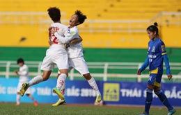 Bán kết giải BĐ nữ VĐQG - Cúp Thái Sơn Bắc 2016: Hà Nội I gặp TP HCM I ở trận chung kết