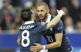 Thể thao 24h: Benzema được minh oan vụ tống tiền đồng đội Valbuena