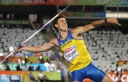 Thêm 4 VĐV bị cấm thi đấu tại Olympic Rio vì doping