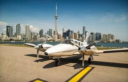 """Canada mở đường bay """"siêu ngắn"""" tới Niagara"""