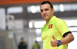 """""""ĐT Futsal Việt Nam vào vòng 1/8 World Cup là thành quả từ sự lao động cật lực"""""""
