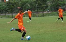U16 Việt Nam quyết vượt qua núi U16 Kyrgyzstan để vào tứ kết