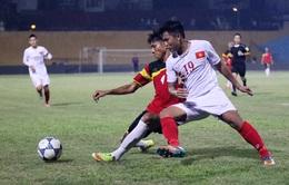 Tranh giải 3 giải U19 ĐNÁ 2016, U19 Việt Nam - U19 Timor Leste: Lấy lại niềm tin