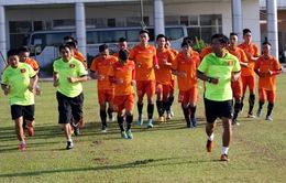 U19 Việt Nam trở lại tập luyện, điều chỉnh lực lượng cho VCK châu Á 2016