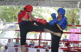 Đội tuyển Võ cổ truyền Việt Nam kết thúc ABG5 với 5HCV