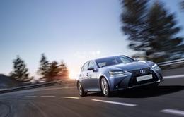 Lexus GS Turbo 2016 giá 3,1 tỷ tại Việt Nam