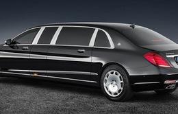 Siêu xe chống đạn Mercedes-Maybach S600 Pullman có giá 1,56 triệu USD