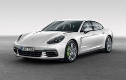 Porsche ra mắt phiên bản Panamera 4 E-Hybrid