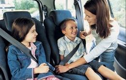 Thắt dây an toàn khi lái xe để giảm tử vong