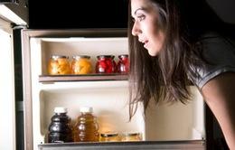 Ăn khuya dễ bị đột quỵ