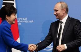 Món quà vô giá ông Putin gửi tặng Tổng thống Hàn Quốc