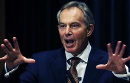 """Tony Blair: Mỹ sẽ """"hỗn loạn"""" nếu bầu Donald Trump làm Tổng thống"""