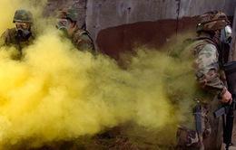 IS âm mưu phản công quân đội Iraq bằng vũ khí hóa học