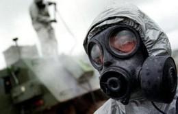 Nga: Khủng bố đang chuẩn bị tấn công vũ khí hóa học tại Aleppo