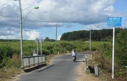 Kon Tum: Đầu tư xây dựng công trình đường và cầu từ Tỉnh lộ 671 đi Quốc lộ 14
