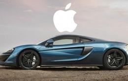 Apple muốn mua lại nhà sản xuất siêu ô tô F1 McLaren