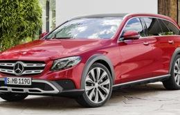 Mercedes-Benz E-Class All-Terrain - Xe offroad dành cho gia đình