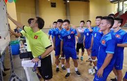 Thể thao 24h: Tuyển Futsal Paraguay dè chừng Việt Nam