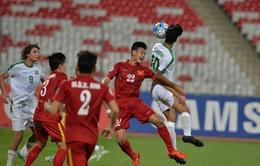 Đội trưởng Hồ Tấn Tài xuất sắc nhất ở trận đấu lịch sử của U19 Việt Nam