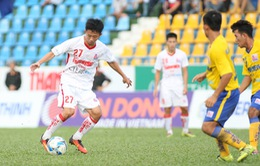 U21 HAGL thắng kịch tính U21 Đồng Tháp nhờ bàn thắng phút bù giờ