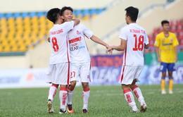 Lịch trực tiếp bán kết U21 Quốc gia 2016: Sẽ có trận chung kết trong mơ?