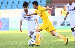 ĐKVĐ Hà Nội T&T khởi đầu suôn sẻ tại VCK U21 Quốc gia 2016