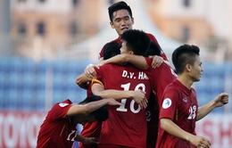 10 tuyển thủ U19 được triệu tập vào ĐT U22 Việt Nam dự giải giao hữu tại Trung Quốc