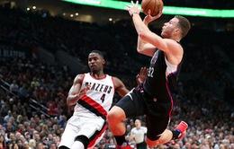 Los Angeles Clippers chấm dứt chuỗi trận thắng của Portland Trail Blazers