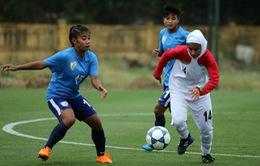 Vòng loại giải U19 nữ châu Á 2017: Ấn Độ chia điểm với Iran trận mở màn