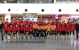 Lịch thi đấu của ĐT U22 Việt Nam tại giải U22 quốc tế ở Trung Quốc