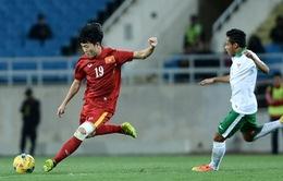 Xuân Trường được chọn là ứng viên cầu thủ xuất sắc nhất AFF Cup 2016