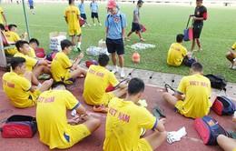 ĐT U21 Việt Nam công bố danh sách dự giải U21 quốc tế 2016