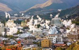 Beppu - Thiên đường suối nước nóng đẹp như cổ tích ở Nhật Bản