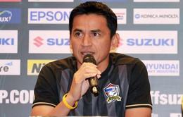 Đội tuyển Thái Lan mơ vô địch châu Á