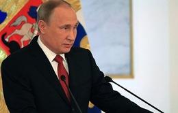Điểm khác biệt trong Thông điệp Liên bang 2016 của Tổng thống Putin