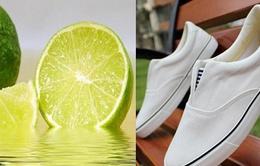4 cách làm sạch đế giày bị ố vàng có thể bạn chưa biết