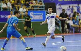 9 CLB tranh tài tại Giải Futsal Cúp Quốc gia 2016