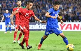 Indonesia nối dài kỷ lục toàn thua tại chung kết AFF Cup