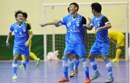 Ngày mai (23/12), giải Futsal Cúp Quốc gia 2016 khởi tranh