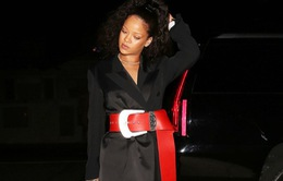 Rihanna dẫn đầu top sao mặc đẹp trong tuần