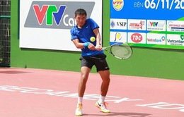 Lý Hoàng Nam dự giải Thái Lan F6 Futures