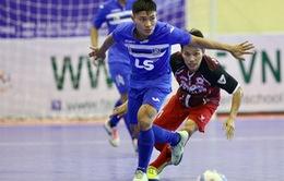 Giải Futsal Cúp Quốc gia 2016: Thái Sơn Nam và HPN Phú Nhuận tranh ngôi vô địch