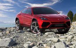 Siêu xe SUV Lamborghini Urus sẽ dùng động cơ hybrid