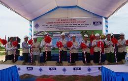 VSIP Nghệ An khởi công Nhà máy xử lý nước thải