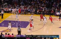 Lakers nhận món quà mơ ước trong ngày Boxing Day