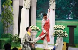 """Ơn giời! Cậu đây rồi: Trịnh Thăng Bình trêu Trấn Thành """"3D mà vẫn cưới vợ"""""""